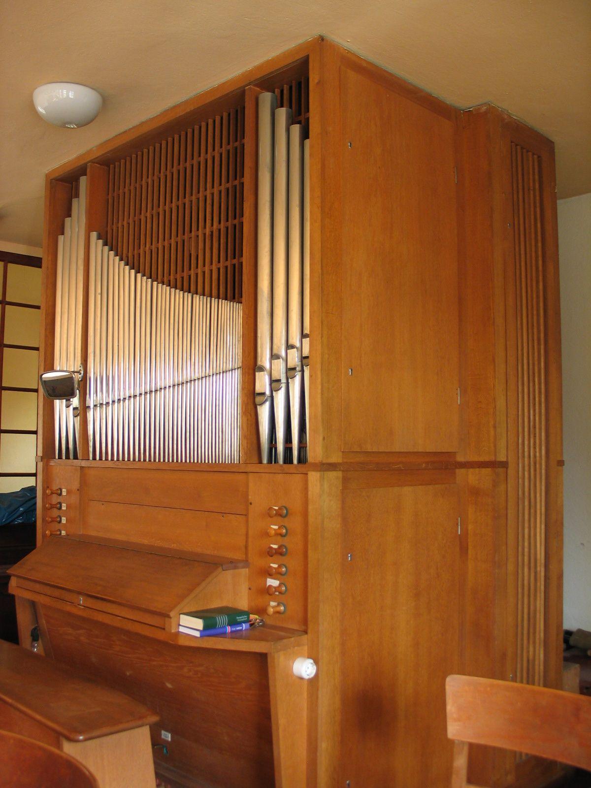 Orgel Malchow